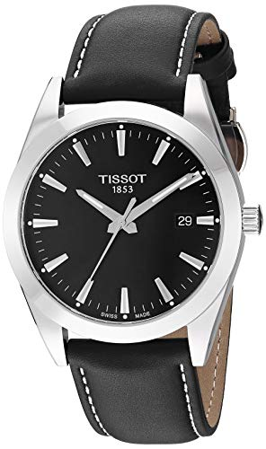 Tissot Herrenuhr Gentleman Quarz T127.410.16.051.00