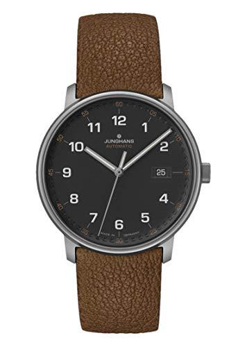 Junghans Armbanduhr Automatik Form A Titan 027/2001.00