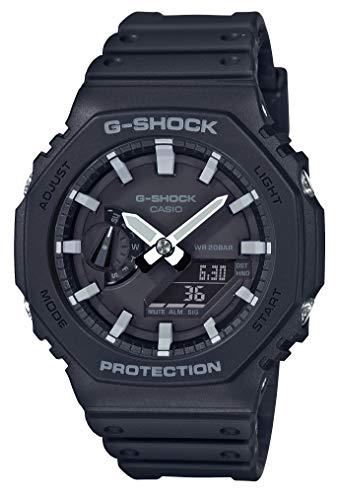 G-SHOCK [Casio] sehen schwarz Gee Schock Karbonkern Guard GA-2100-1AJF Männer