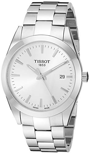 Tissot Herrenuhr Gentleman Quarz T127.410.11.031.00