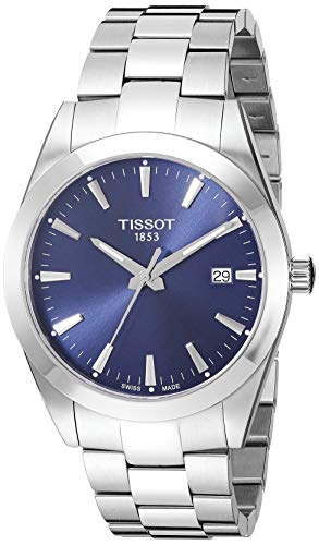 Tissot Herrenuhr Gentleman Quarz T127.410.11.041.00