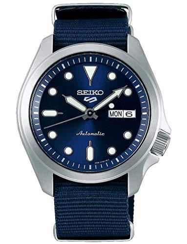 Seiko Herren Automatik Armbanduhr - Seiko 5 Sports SRPE63K1