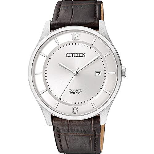 Citizen Herren Analog Quarz Armbanduhr BD0041-11A
