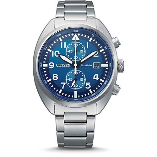 Citizen Eco-Drive Chronograph Herrenuhr CA7040-85L