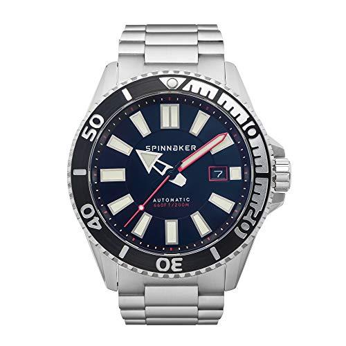SPINNAKER Herren-Armbanduhr Amalfi Automatik Datum SP-5074-11
