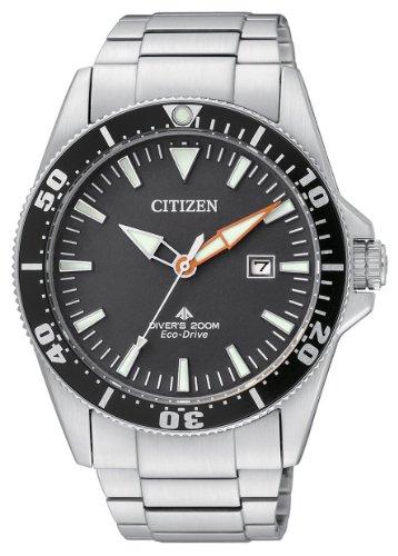 Citizen Promaster Diver 200mt ECO Drive BN0100–51E Herren Armbanduhr