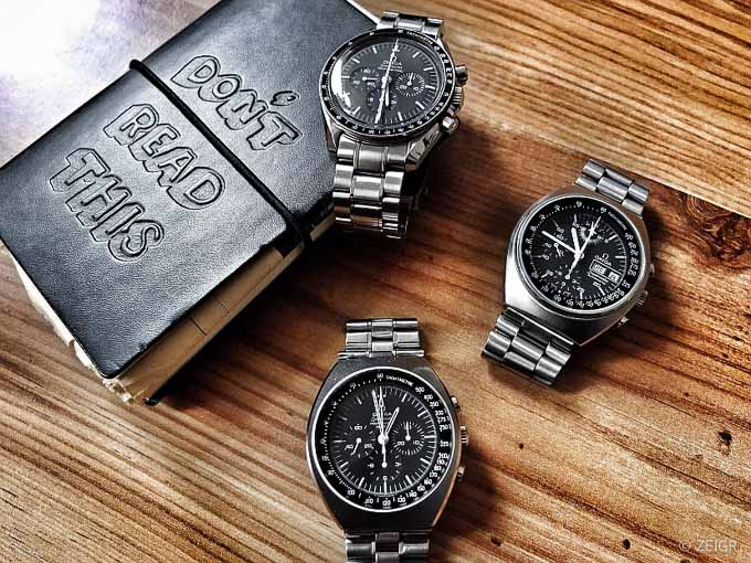 Omega Speedmaster Mark II - 4.5 -Moonwatch - Geldanlage