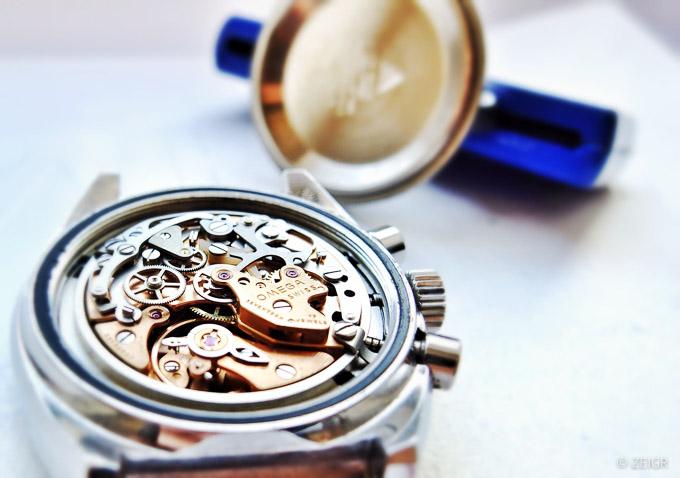 Uhren reinigen