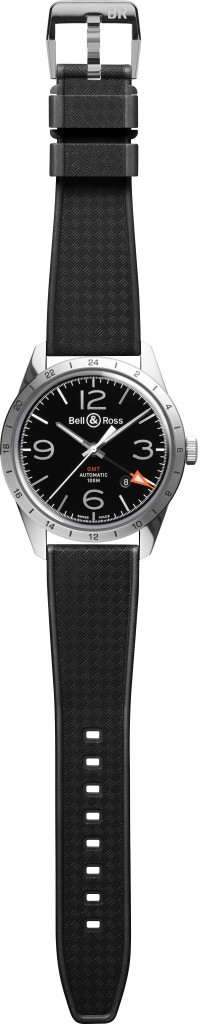 Bell & Ross - Vintage-BR-123-GMT-Tropic-Strap_2