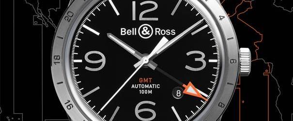 Bell & Ross BR Vintage 123 GMT 24H