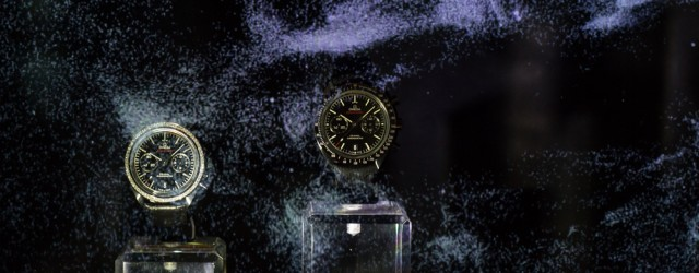 Omega Speedmaster Moonwatch Dark side of the Moon Baselworld 2015