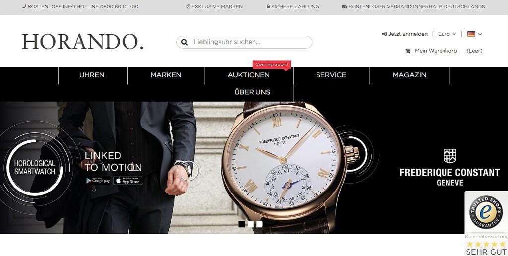 Frederique Constant - Smart Watch