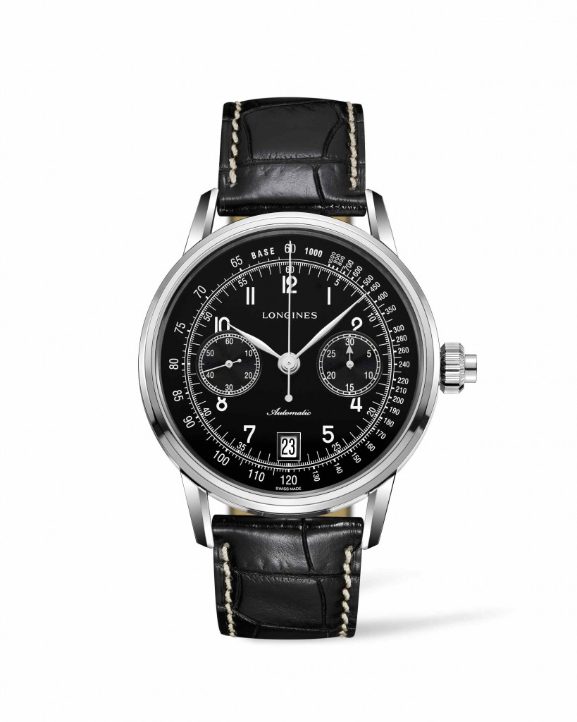 The Longines Column-Wheel Single Push-Piece Chronograph_L2.800.4.53.0