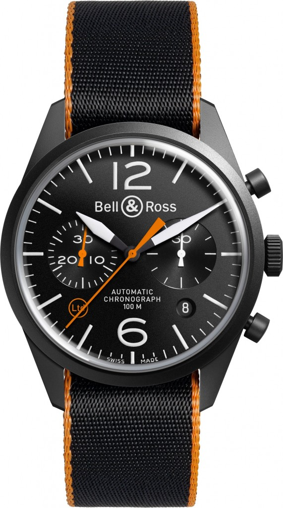 Vintage-BR-126-carbon-Orange-Nato-Folded-1