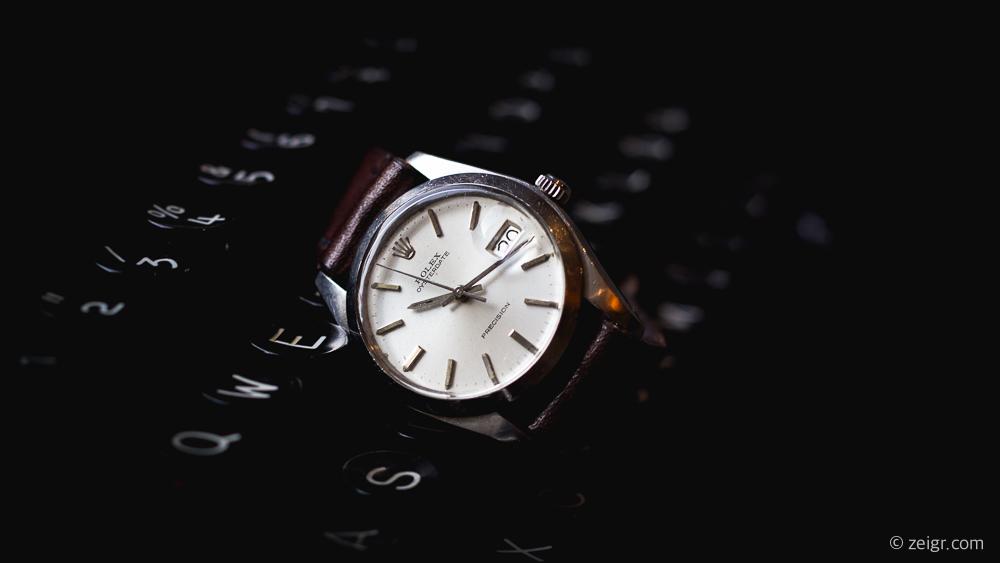 Rolex unter 1000 Euro - Precision Oysterdate 6694