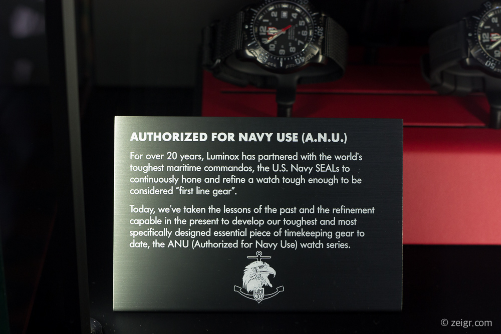Luminox Navy Seals - Militäruhren