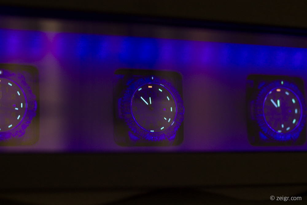 Militäruhren - Luminox Uhren mit Tritium