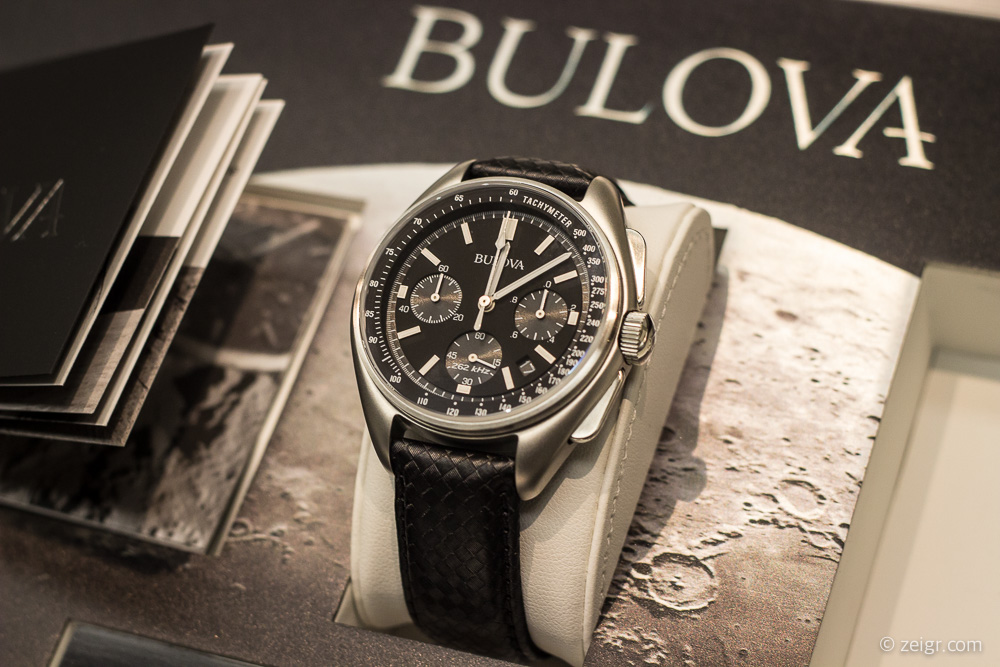 Bulova Moonwatch