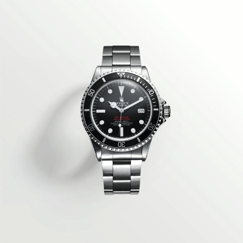Erste Rolex Sea Dweller Ref . 1665 - Baujahr 1967