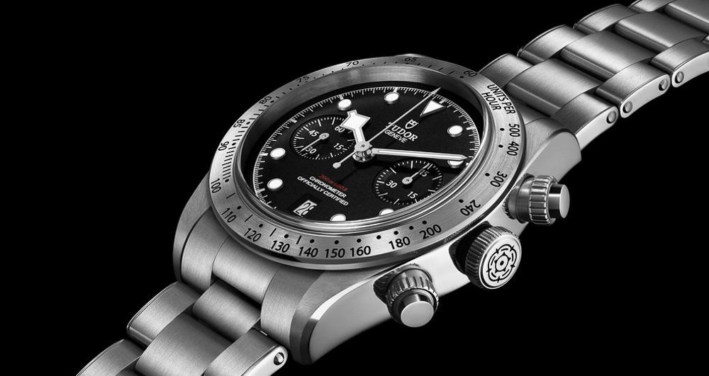 Tudor Black Bay Chrono 79350 Baselworld 2017 - Omega Speedmaster Alternative ?