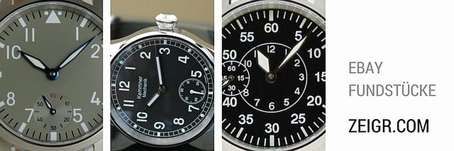 ebay Pilotenuhr & Co.