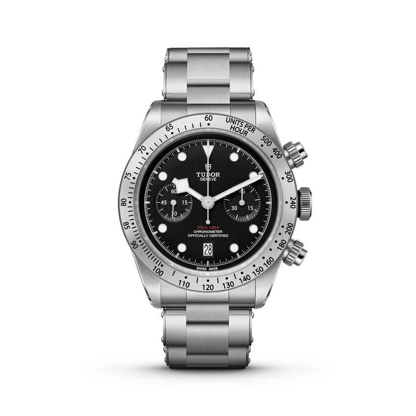 Uhren bis 5.000 Euro - Tudor Black Bay Chrono