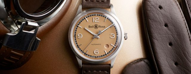 Bell & Ross Vintage Collection Bellytanker