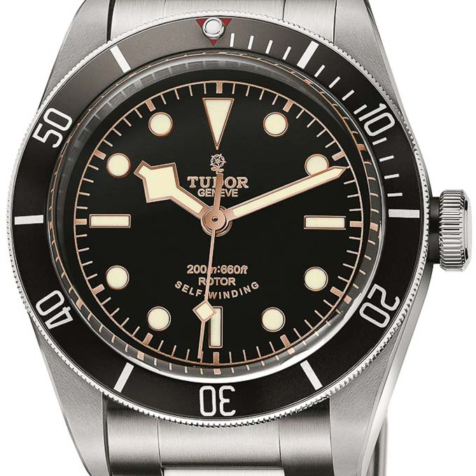 Tudor Black Bay (Ref. 79220N)
