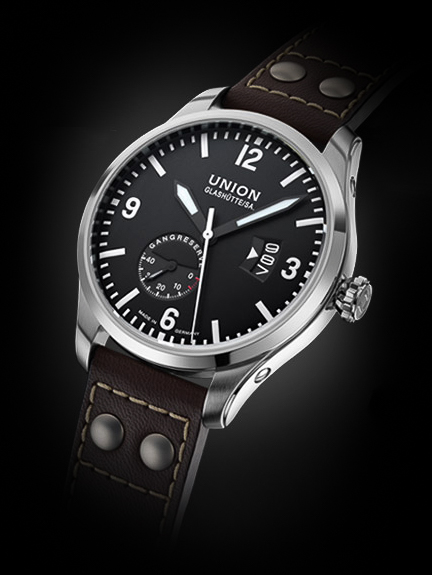 Union Glashütte Pilot
