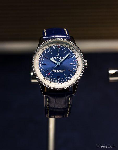 Uhren-Trends 2018: Breitling Navitimer 1 - 38 mm