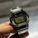 Baselworld 2018 Neuheiten CASIO Metall-G-Shock