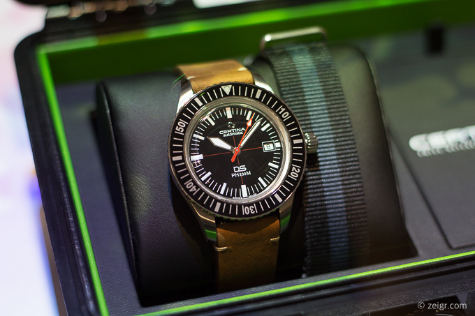 Baselworld 2018 - Certina DS PH 200M