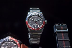 Baselworld 2018 Neuheiten Tudor Black Bay GMT Pepsi