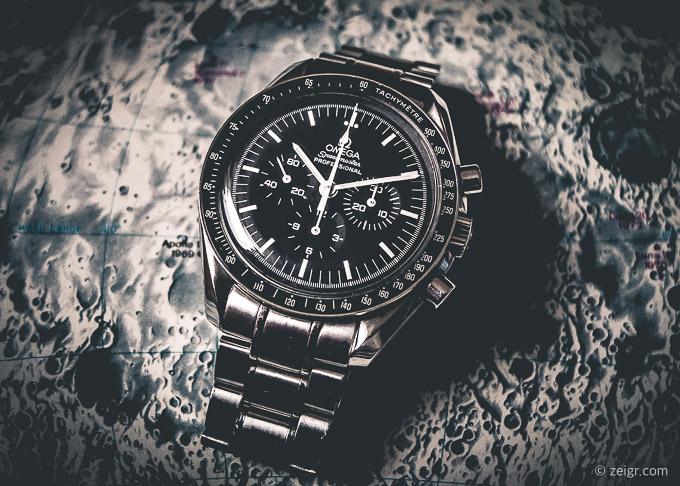 Uhren als Geldanlage - Omega Speedmaster-1