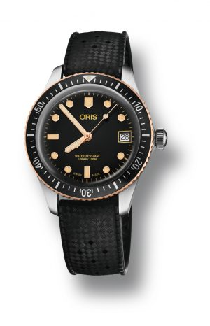 Uhren-Trends 2018: Oris Sixty Five 36 & 40 mm