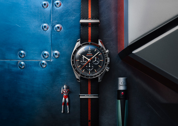 "Omega Speedmaster Speedy Tuesday 2 ""Ultraman"""
