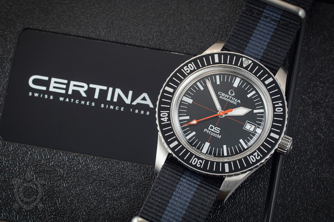Certina DS PH200M - Nato-Strap
