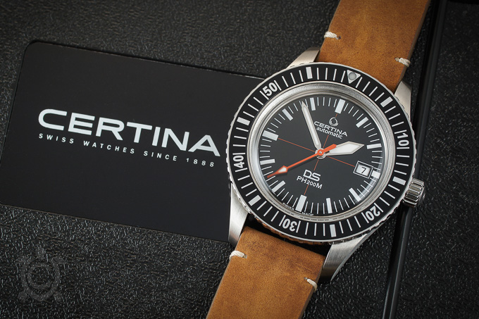 Certina DS PH200M - Vintage Strap