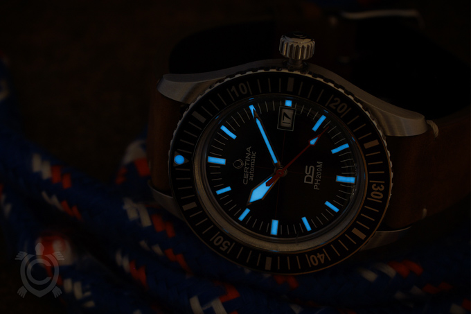 Certina DS PH200M - Lumeshot