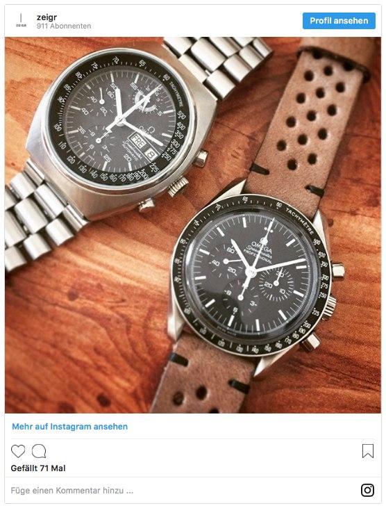 Omega Speedmaster Mark 4.5 Automatic + Moonwatch