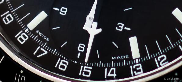 Omega Speedmaster Automatic Triple Date (Mark 40)