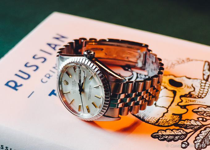 Vintage Rolex Datejust Jubilee - Stretch Repair