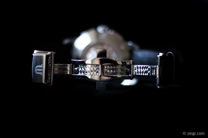 Pontos Chronograph - Doppelfaltschließe