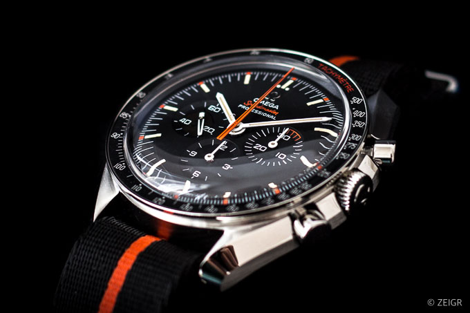 Review: Omega Speedmaster Ultraman 2018 - Speedy Tuesday 2