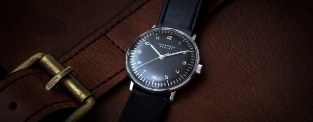 Junghans Max Bill - Bauhaus Uhr