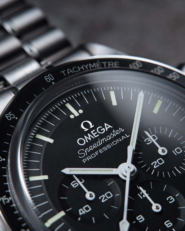 OMEGA Speedmaster Moonwatch 2021 - Co-Axial Master Chronometer