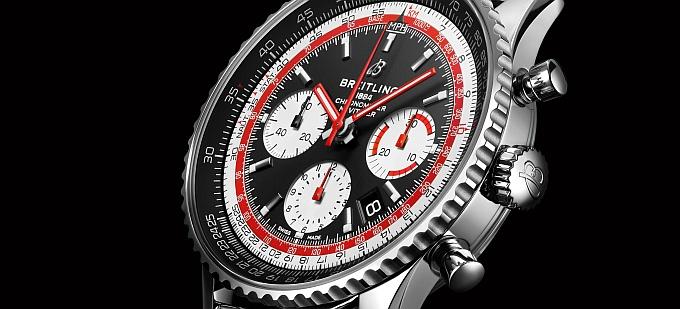 News: Breitling Navitimer 1 B01 Chronograph 43 Swissair Edition (PPR/Breitling)