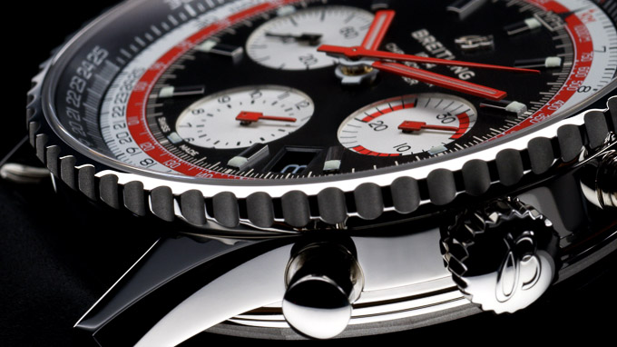 Breitling Navitimer 1 Airline Editions Swiss Air