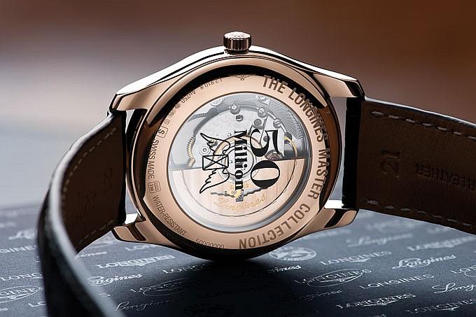 Longines 50 Millionen Uhren produziert