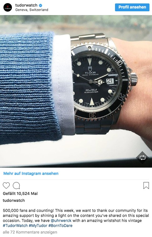 Tudor Submariner - Baselworld 2019 - 2 kl